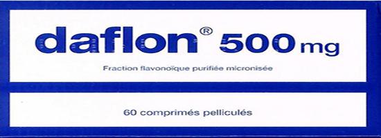 Daflon 500 tablets