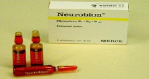 نيوروبيون أمبولات حقن فيتامين ب المركب Neurobion Ampoules