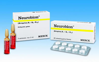 Neurobion Ampoules and Tablets