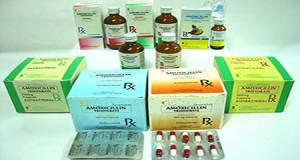 أموكسيسيللين أقراص كبسولات شراب لعلاج الالتهابات البكتيرية Amoxicillin