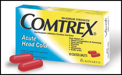 Comtrex Tablets