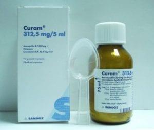 Curam Drug Syrup