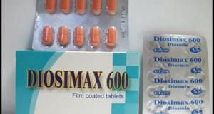 ديوسيماكس 600 لعلاج البواسير والمقوي للأوعية الدموية Diosimax 600 tablets