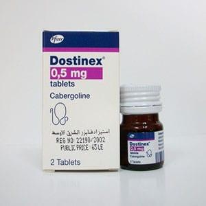 دوستينيكس أقراص Dostinex Tablets