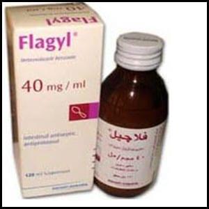 Flagyl syrup