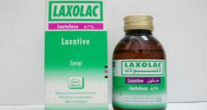 لاكسولاك شراب لعلاج الإمساك Laxolac Syrup