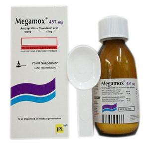 Megamox Syrup