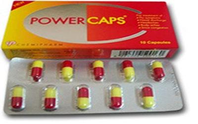 Power Caps Capsules