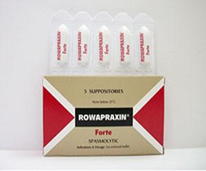 روابراكسين أقماع Rowapraxin Suppression