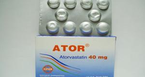 أتور أقراص لتنظيم الدهون بالدم Ator Tablets