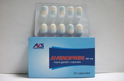أفيروبريج كبسولات لعلاج التهاب الأعصاب Averopreg Capsules