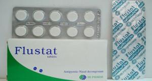 فلوستات أقراص مضاد للرشح وأعراض البرد Flustat Tablets