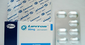 ليبيتور أقراص لتنظيم الدهون بالدم Lipitor Tablets