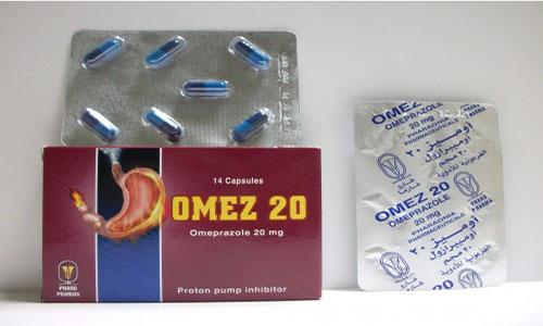Omez 20 mg Capsules