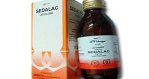 سيدالاك شراب لعلاج حالات الإمساك Sedalac Syrup