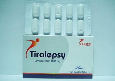 Tiralepsy Tablets