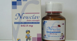 نيوكلاف معلق شراب مضاد حيوي واسع المجال Newclav Suspension