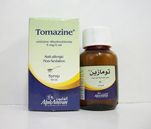 Tomazine Syrup