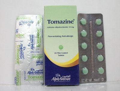 Tomazine Tablets