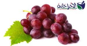 ماذا تعرف عن فوائد العنب الأحمر ؟