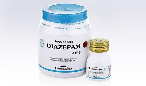 ديازيبام أقراص مهدئ للأعصاب Diazepam Tablets
