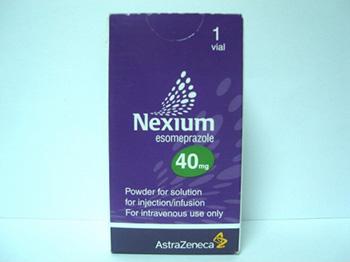 نكسيوم فيال لعلاج قرحة المعدة والحموضة Nexium Vial