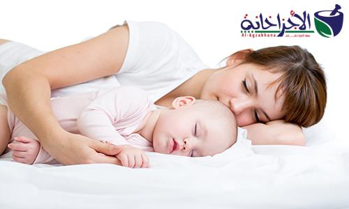 كيف تجعل الطفل ينام ؟