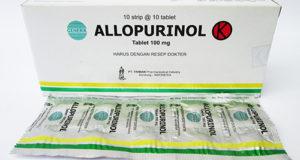 ألوبيورينول أقراص لعلاج النقرس و حصى الكلى Allopurinol Tablets