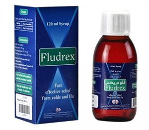 فلودريكس شراب Fludrex Syrup