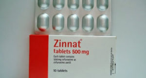 زينات أقراص شراب مضاد حيوي لعلاج الالتهابات البكتيرية Zinnat