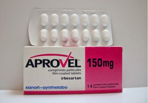 أبروفيل أقراص لعلاج أرتفاع ضغط الدم Aprovel Tablets