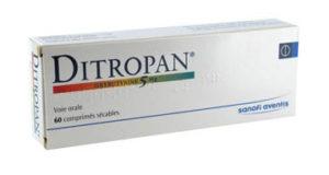 ديتروبان أقراص لعلاج المثانة و المسالك البولية Ditropan Tablets