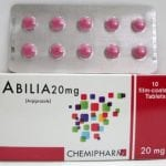أبيليا أقراص لعلاج الاضطرابات النفسية Abilia Tablets