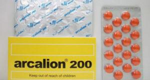 أركاليون أقراص لتحسين الذاكرة وعلاج الضعف الجنسى Arcalion Tablets