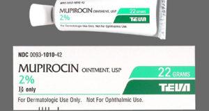 ميوبيروسين مرهم للعلاج الموضعى والجروح Mupirocin Ointment