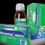 رينوستوب أقراص شراب لعلاج نزلات البرد والانفلونزا Rhinostop Tablets