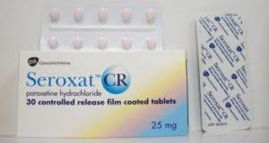 سيروكسات أقراص لعلاج القلق والاكتئاب والوسواس القهرى Seroxat Tablets