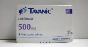 تافانيك أقراص مضاد حيوى واسع المجال Tavanic Tablets
