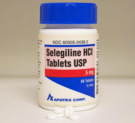 سيليجلين أقراص لعلاج الشلل الرعاش ومضاد للاكتئاب Selegiline Tablets