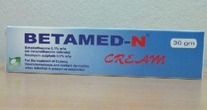 بيتاميد كريم لعلاج الحكة والتهابات الجلد Betamed Cream