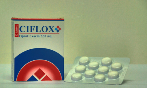 سيفلوكس أقراص مضاد حيوى واسع المجال Ciflox Tablets