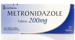 ميترونيدازول أقراص مضاد حيوى واسع المجال Metronidazole Tablets