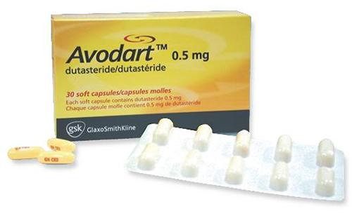 أفودارت كبسولات لعلاج تضخم البروستاتا الحميد Avodart Capsules