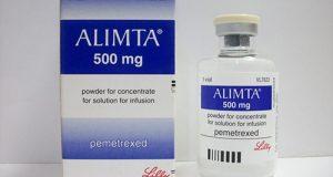 اليمتا حقن لعلاج الأورام السرطانية والحميدة Alimta injection
