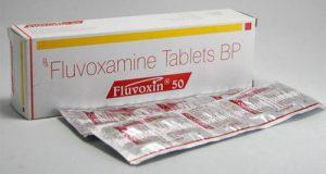 فلوفوكسامين أقراص لعلاج الاكتئاب والوسواس القهرى Fluvoxamine Tablets