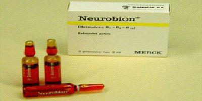 Neurobion Ampoules Drug