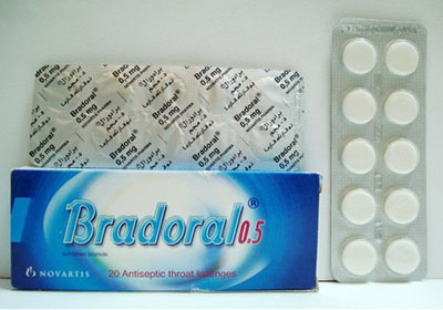Bradoral Tablets
