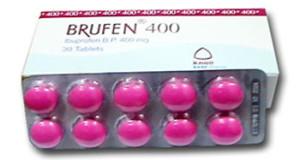 بروفين مسكن للالام وخافض للحرارة ومضاد للالتهابات Brufen