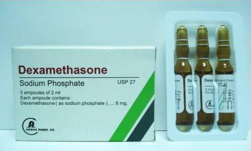 ديكساميثازون حقن DEXAMETHASONE 8 MG 2 ML 3 AMP AMRIYA