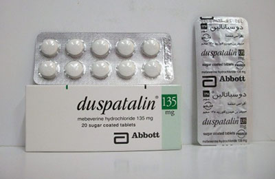 Duspatalin tablets